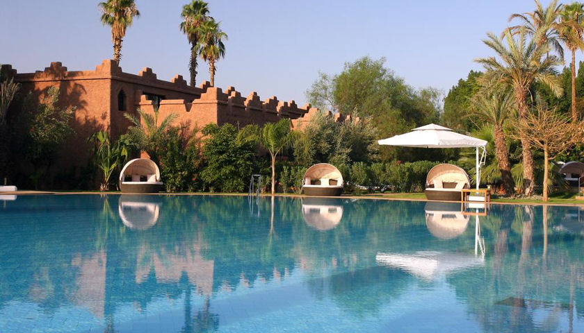 Es Saadi Marrakech Resort pool