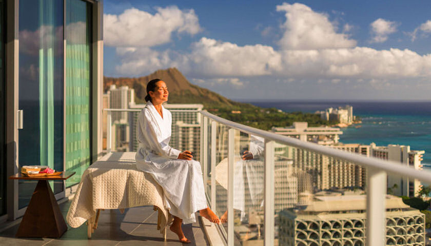 The Ritz-Carlton Residences, Waikiki Beach spa