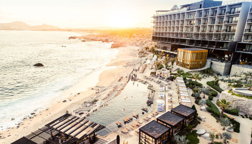 The Cape, a Thompson Hotel aerial