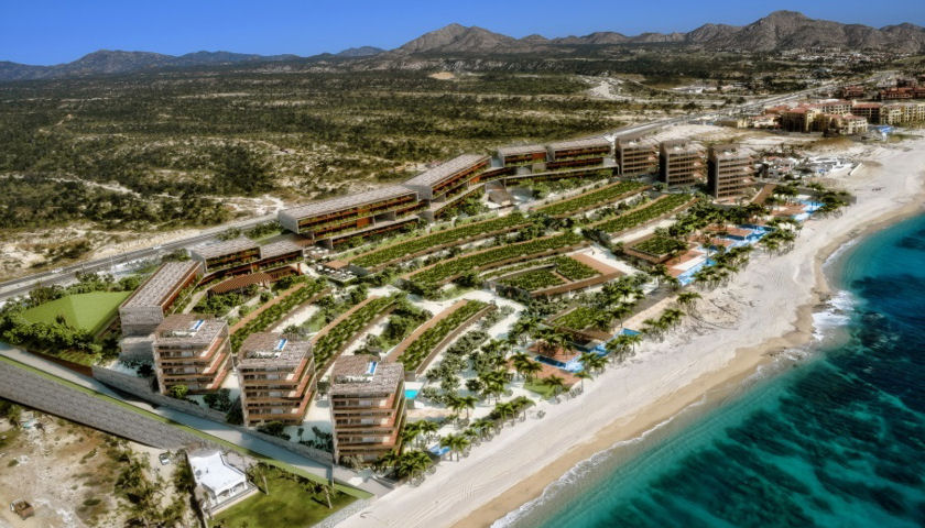Solaz, a Luxury Collection Resort aerial