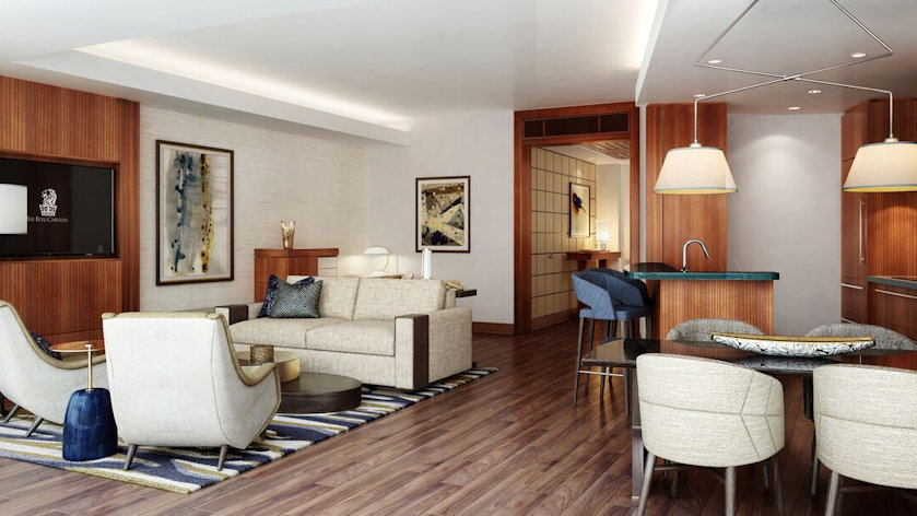 The Ritz-Carlton Bal Harbour suite