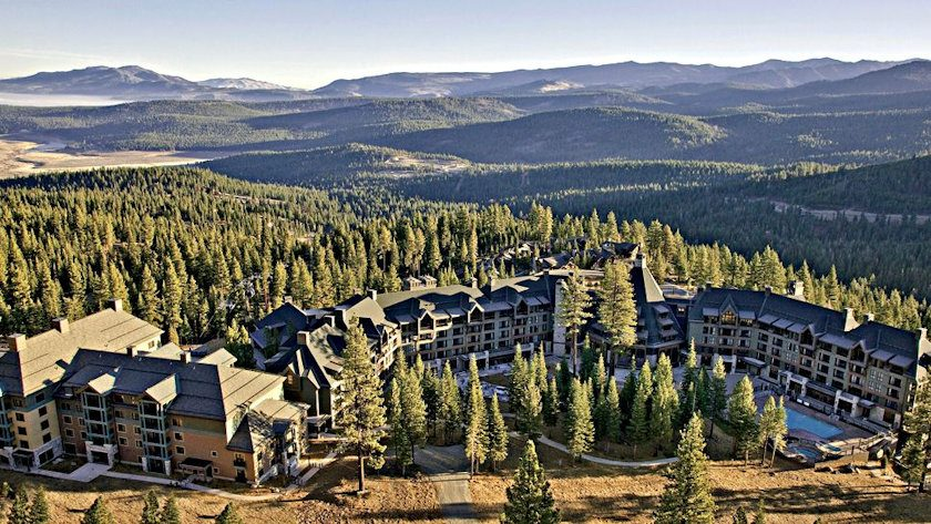 The Ritz-Carlton, Lake Tahoe summer